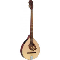 Blue Moon BB-15 Irish Bouzouki with Pick Up