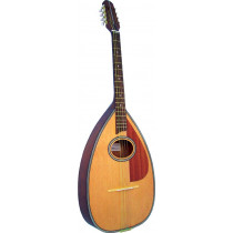 Blue Moon BB-12 Irish Bouzouki, Pear Shape Body