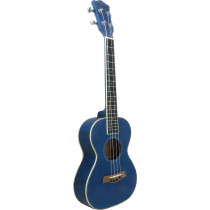 Ashbury AU-18T-B Tenor Uke, Flamed Maple