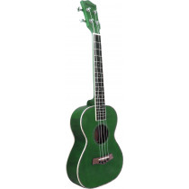 Ashbury AU-18TG Tenor Uke, Flamed Maple