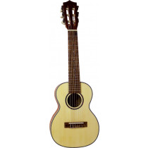 Ashbury AU-16G-N Guitalele, Natural Finish