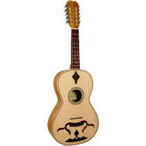 Carvalho Braguesa Guitar