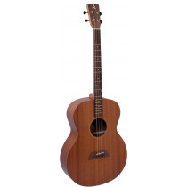 Ashbury AT-24 Tenor Guitar Solid Sapele GDAE