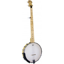 Ashbury AB-25 Openback 5 String Banjo, Maple