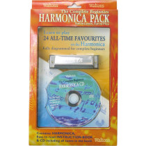 Waltons Harmonica Book, CD & Harp Pack