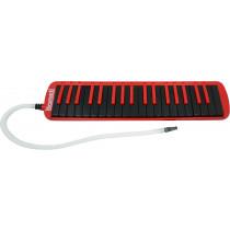Scarlatti SME-37R 37 Key Melodica, Red/Black