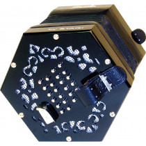 Stagi A48 English Concertina, 48 Key