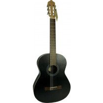 Carvalho N1 Classical Guitar, 1N Black Oak