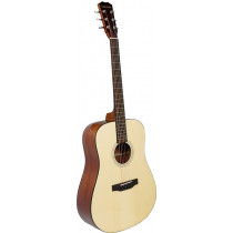 Blue Moon BG-28N Dreadnought Guitar, Natural
