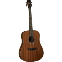 Bristol BD-15 Dreadnought Guitar. Mahogany