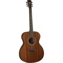 Bristol BM-15 OOO Guitar. Mahogany