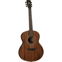 Bristol BF-15 Folk Sized Guitar. Mahogany