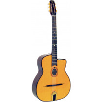 Gitane DG-255 Gypsy Jazz Guitar, Oval Hole