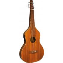 Ashbury AW-12E Electro Weissenborn Guitar