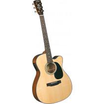 Blueridge BR-43CE 000 Guitar, Electro