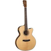 Blueridge BR-45CE Grand Aud Guitar, Electro