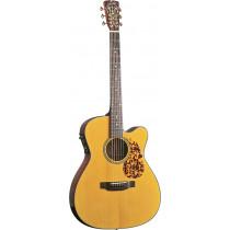 Blueridge BR-143CE 000 Guitar, Electro
