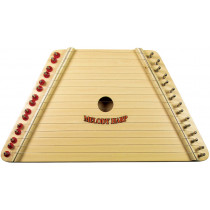 Atlas 15 Note Cymbala, Small Zither
