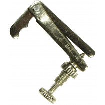Valentino Violin Adjuster, Nickel Plated