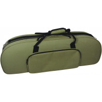 Valentino Shaped Violin Case Oblong