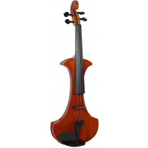 Cremona SV-180E Electric Frame Violin, Outfit