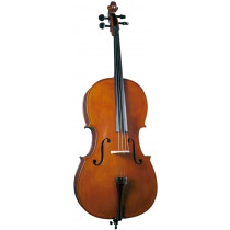 Cremona SC-200 3/4 Size Cello Outfit with bow