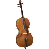 Cremona SC-165 4/4 Size Cello Outfit with bow