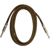 Leem 10ft (3m) Fabric Guitar Cable
