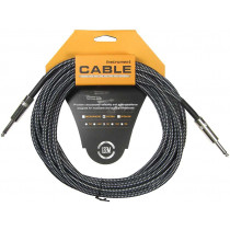 Leem 20ft (6m) Fabric Guitar Cable