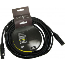 Leem XLR-XLR Microphone Cable 7m