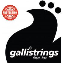 Galli PL011 LE Plain Loop End String .011