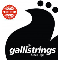 Galli PL018 Plain Ball end string .018