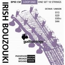 Galli BP90 CM Irish Bouzouki, Medium Gauge