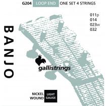 Galli G204 Jazz Tenor Banjo