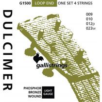 Galli FG023 Appalachian Dulcimer Strings