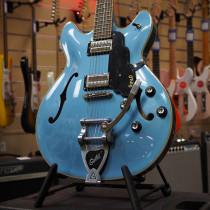Guild Starfire 1 Double C/away Guitar, Blue