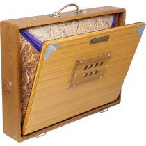 Atlas AW-E90-3 Shruti Box, 3 Octave Chromatic