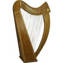 Stoney End BREA Double Strung Harp, Truitt