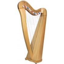 Glenluce Black Loch 22 String Harp