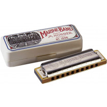 Hohner Marine Band Harp in A