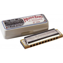 Hohner Marine Band Harp in D