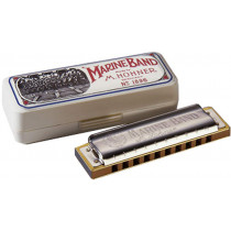 Hohner Marine Band Harp in F