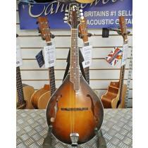 Jiri Lebeda A5 - Beautiful Hand-made A-style Mandolin, Made in Prague 1996
