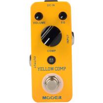 Mooer MCS2 Yellow Comp Compressor Pedal