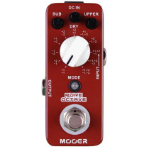 Mooer MP01 Pure Octave Pedal