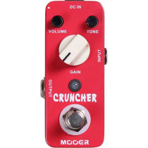 Mooer MDS3 Cruncher Distortion Pedal