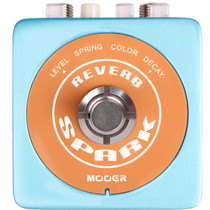 Mooer MSPARKR1 Spark Reverb Pedal