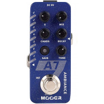 Mooer A7AMBIANCE Micro FX Pedal