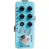 Mooer E7SYNTH Synth Micro FX Pedal