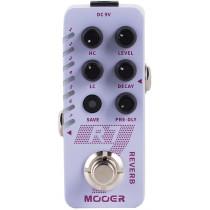 Mooer R7REVERB Reverb Micro FX Pedal